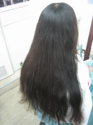 スーパーロングヘア 髪の長い人専門店 奈良