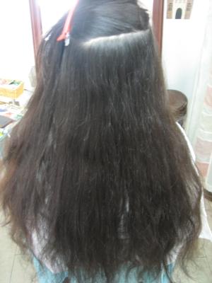 奈良 美容室 ストレートヘア