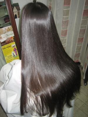 奈良 美容室 ブログ ストレートヘア