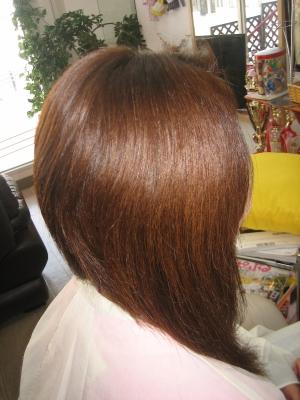 減らされすぎた髪の修正 美容室の失敗 専門店