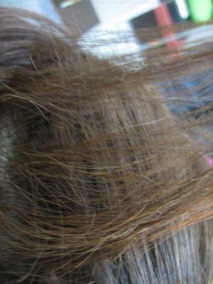 ヘアリセッター フレンチグラン 髪の毛減らしすぎ