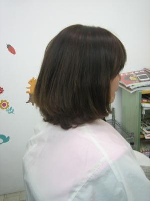 40代 50代 美容院 奈良