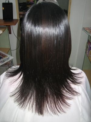 ヘアカラーでのダメージヘア トリートメント 奈良 美容室 縮毛矯正
