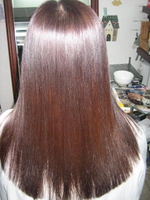 綺麗な髪 自慢できる髪 トリートメント