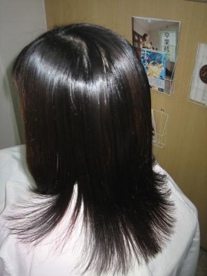 トリートメント 美容室 綺麗な髪 自慢できる髪