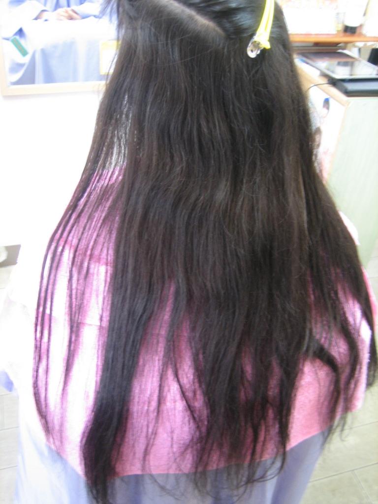 奈良 美容室 縮毛矯正 ストレートパーマ
