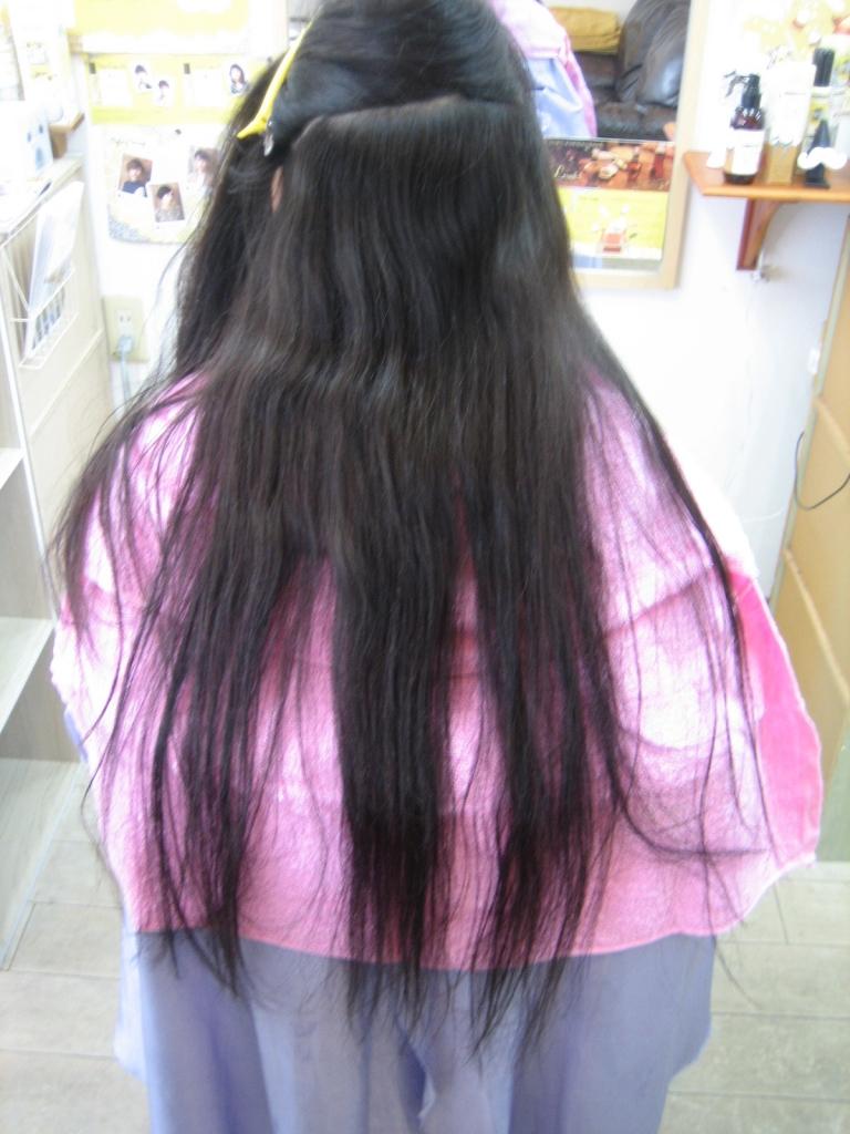 ストパ 美容院 奈良市 学園前