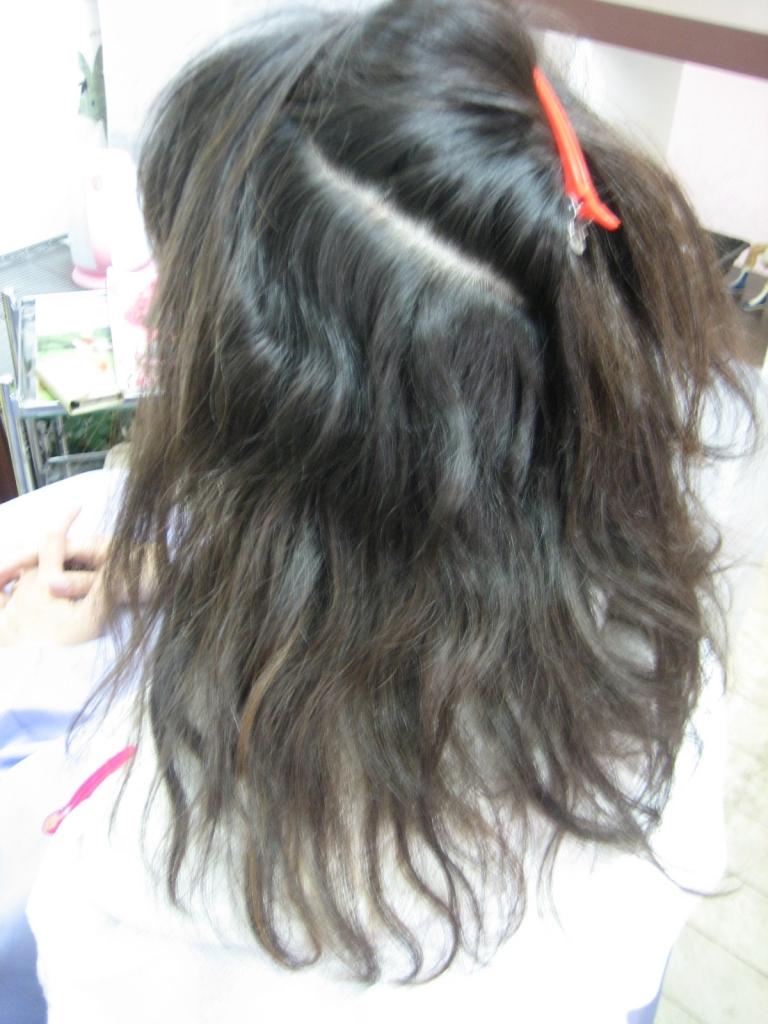 髪の毛の限界 ダメージヘア 生駒市 美容室