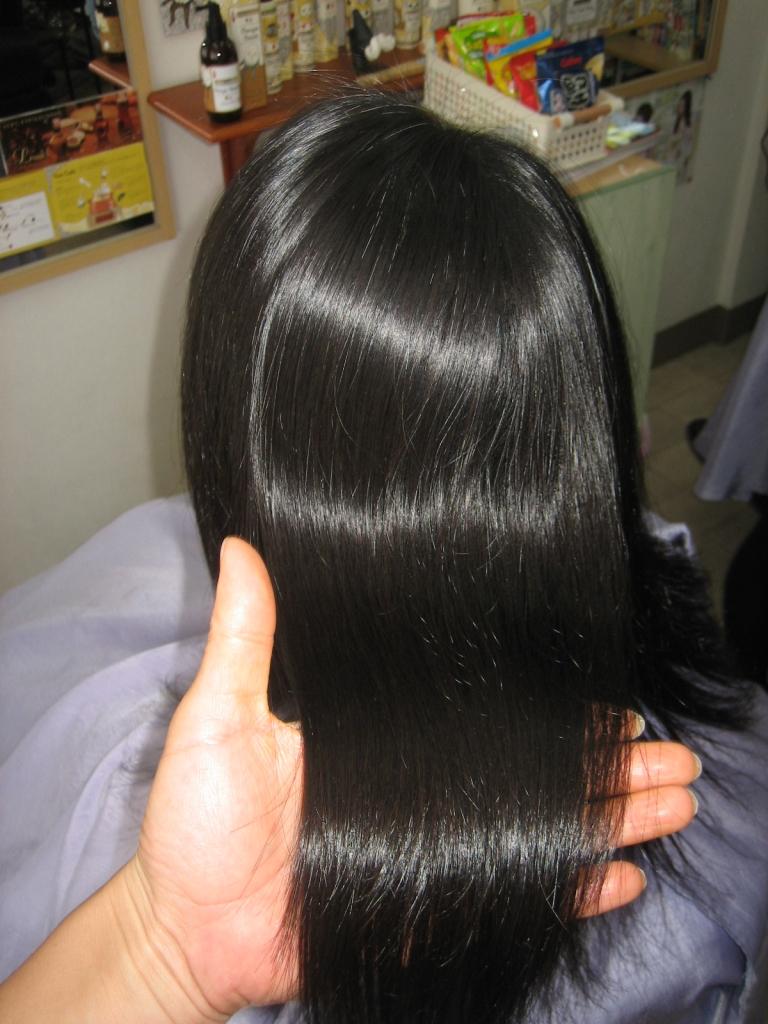 アンチエイジング 40代 50代 美容室 奈良