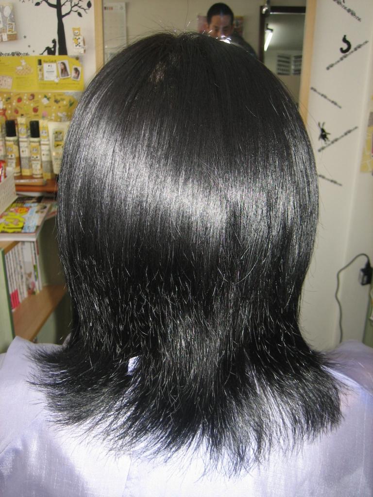奈良市 縮毛矯正 ヘアスタイルを変える