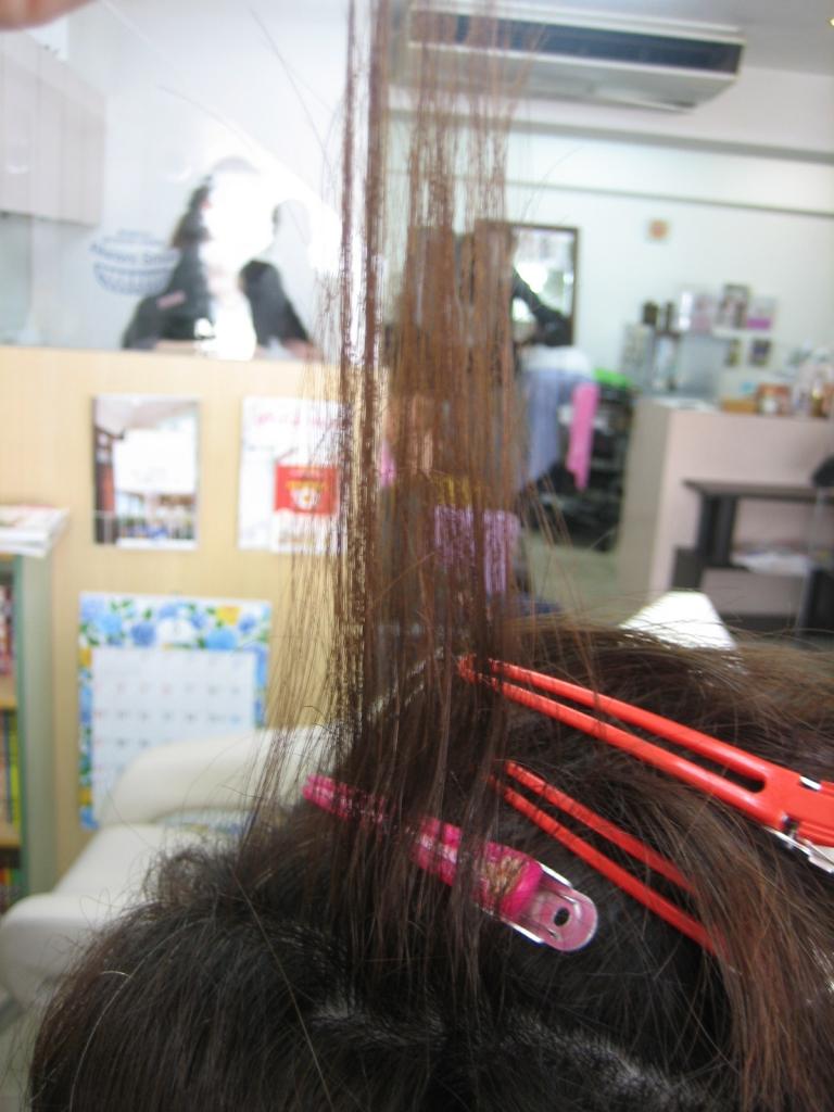 美容室のよくある失敗 ヘアカット 髪の量を減らしすぎる