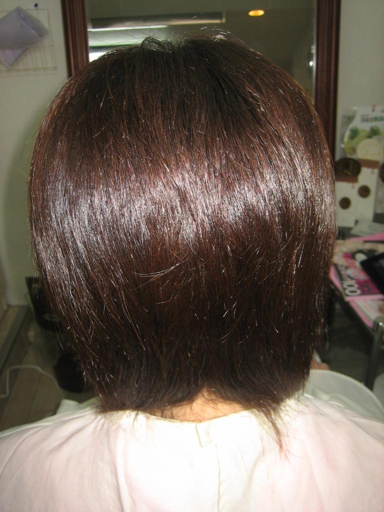 髪を綺麗にしてくれる美容室 40代 50代