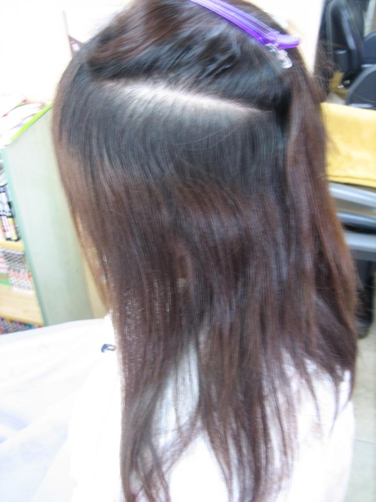 40代専門店 髪質を改善できる