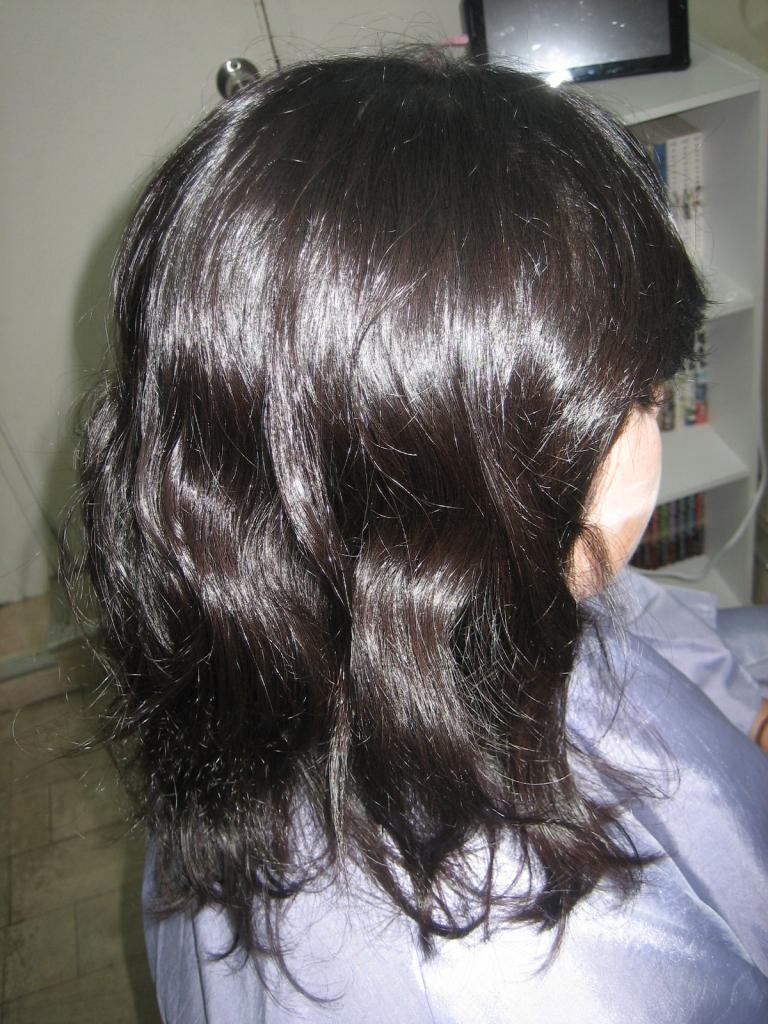 のばしかけのヘアスタイルを楽チン解決