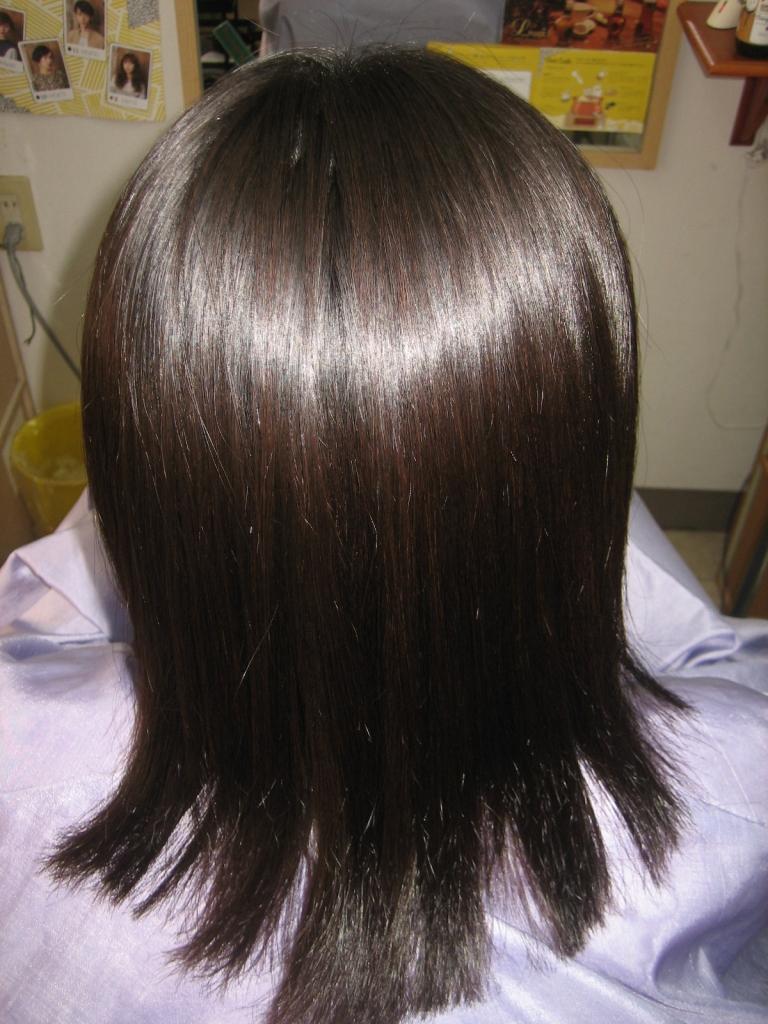 小学生 修学旅行 入浴後の髪について