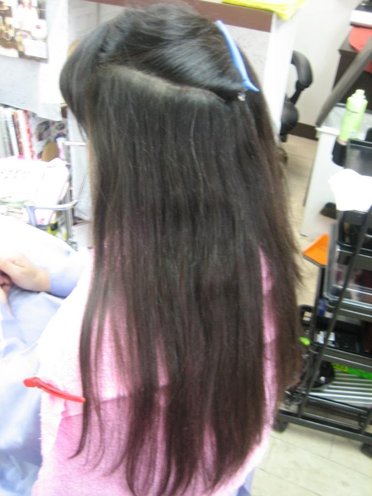 綺麗に髪を伸ばす方法