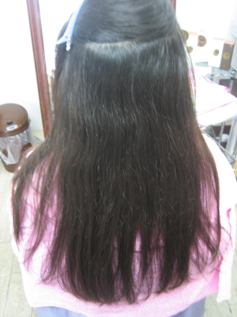 痛まない髪にする方法