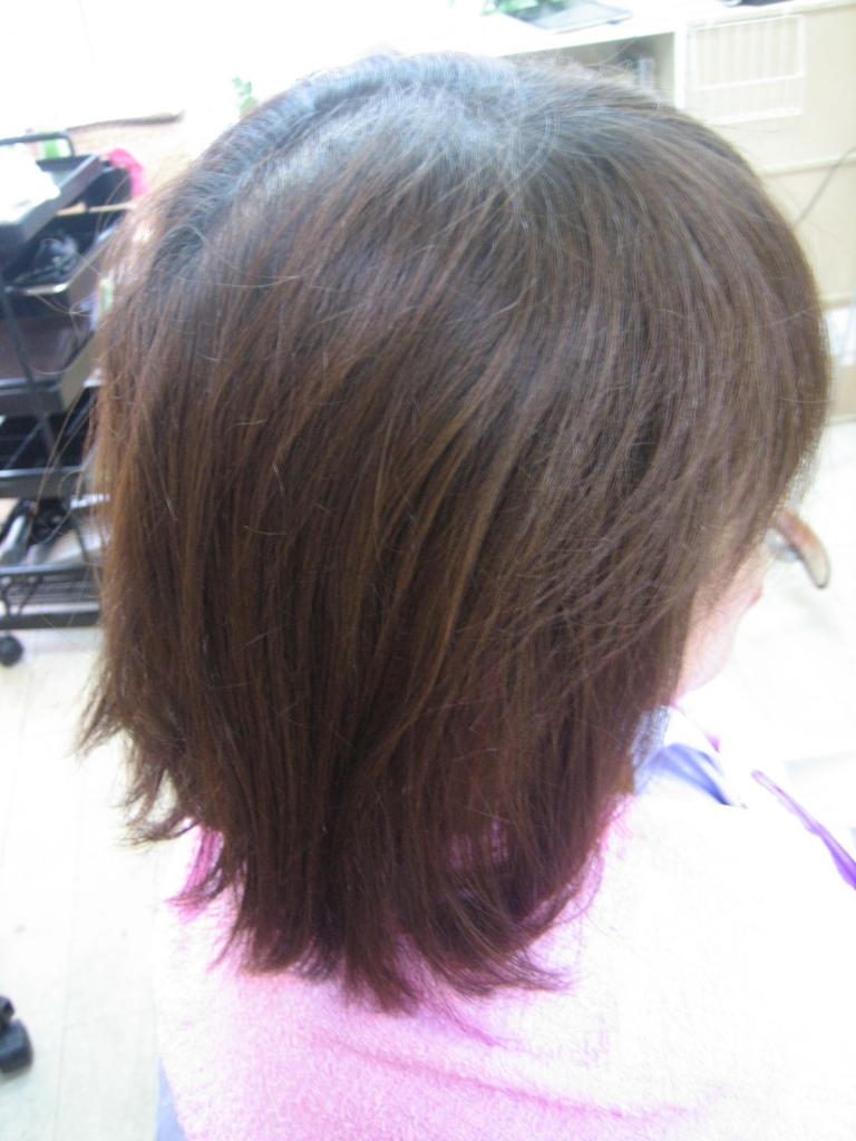 奈良 生駒 美容室 縮毛矯正 ストレートパーマ