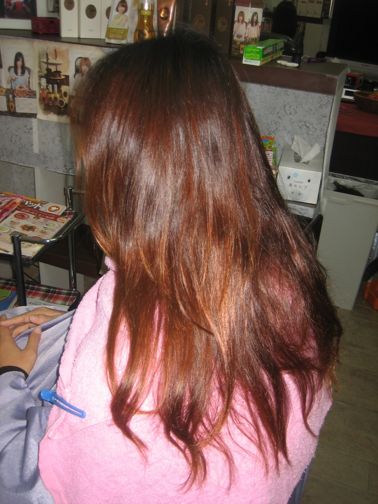 奈良市 学園前 髪質改善専門店