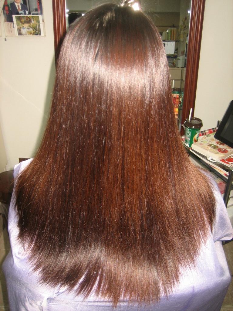 学園前 奈良市 髪質改善