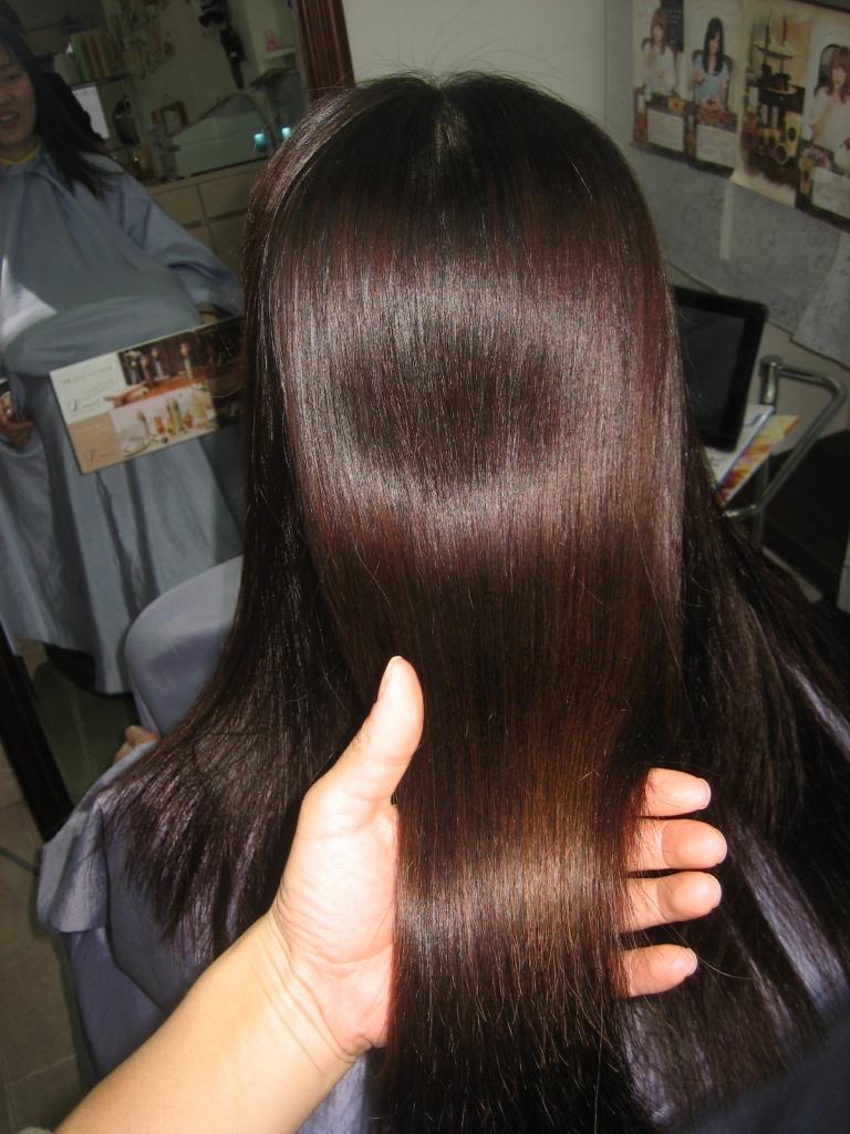 髪質改善する為の美容室 奈良 大阪 京都