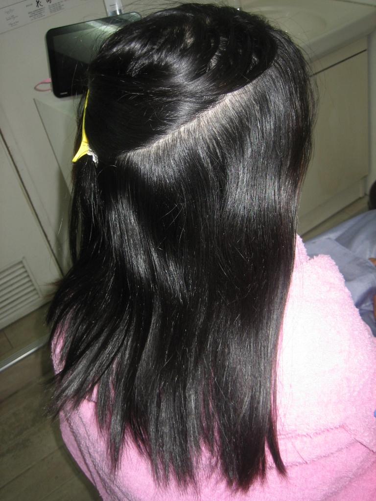 髪を綺麗にする髪質改善とは