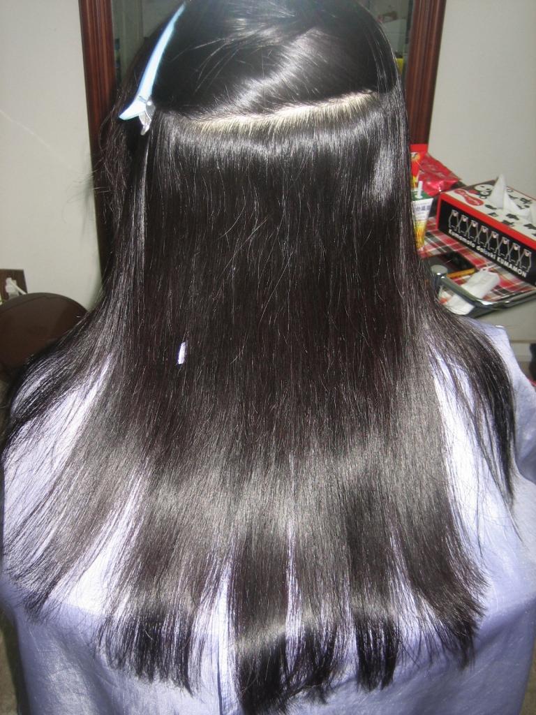 ロングヘア イメージチェンジ専門店 髪を切らずにイメージチェンジ