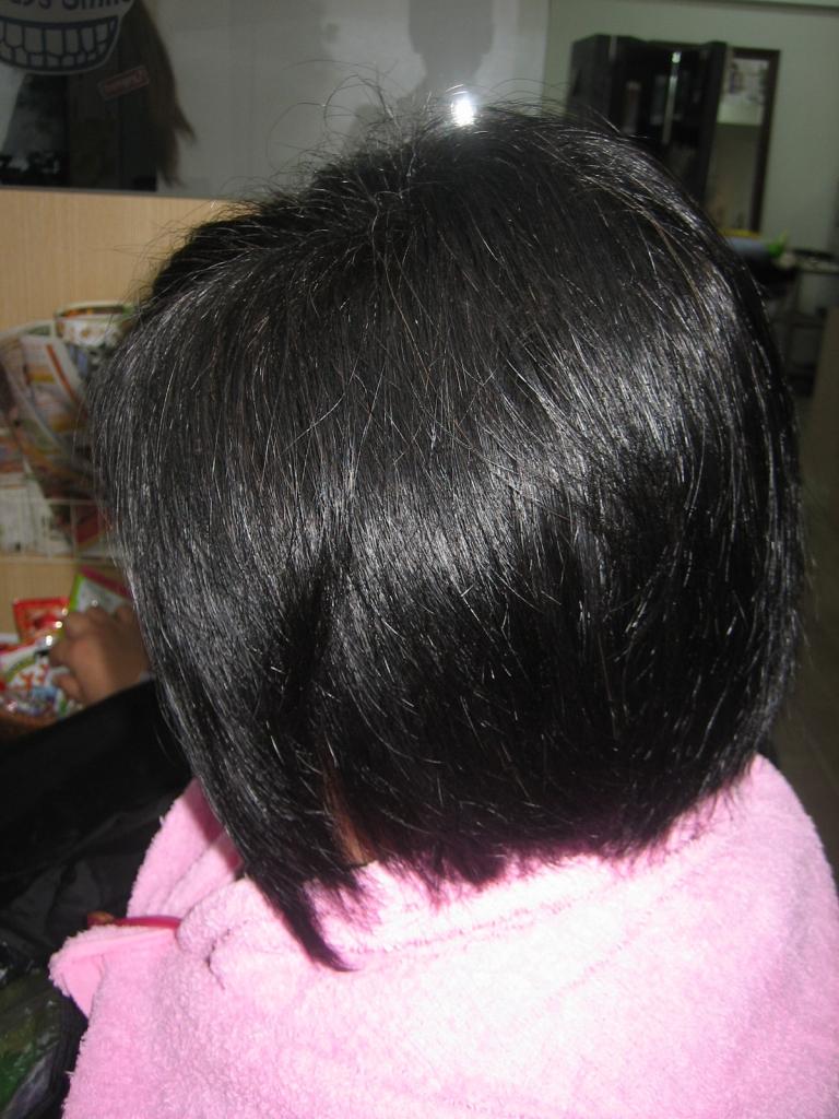 広がる髪 落ち着かせたい髪 縮毛矯正