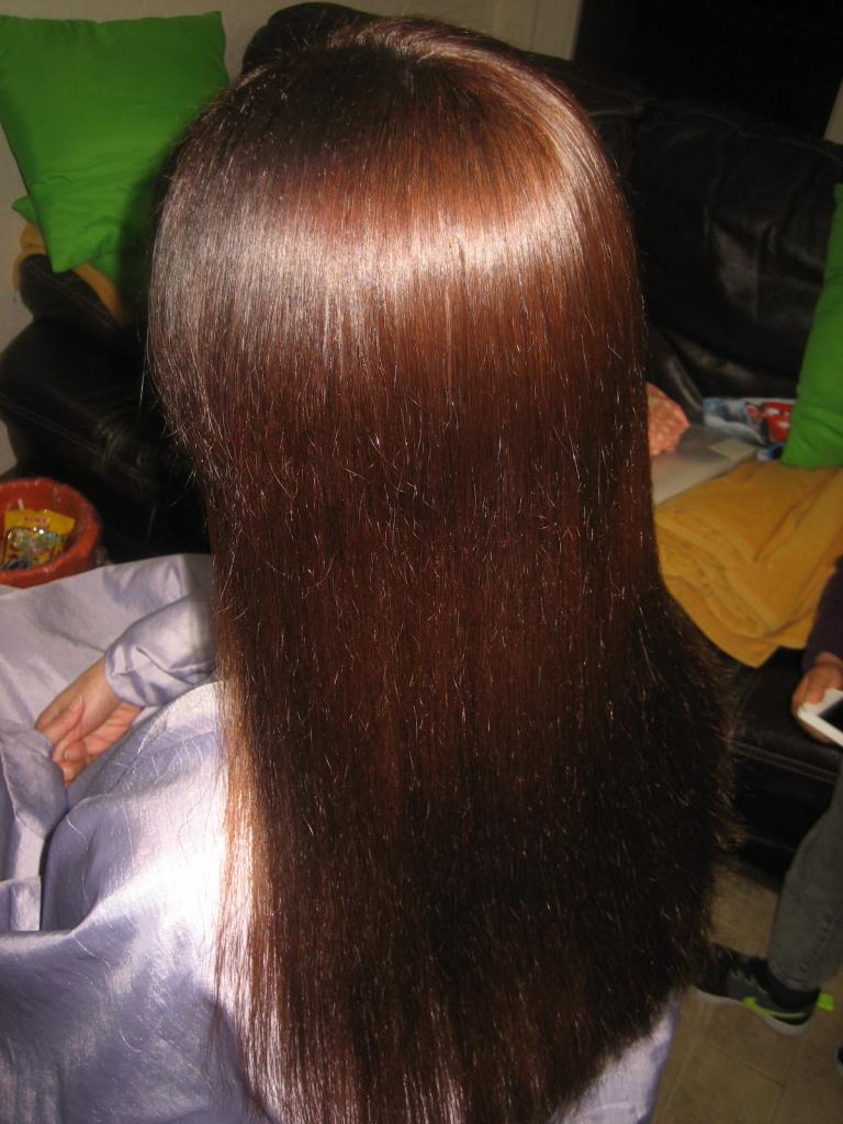 縮毛矯正 ストパー ヘアスタイル