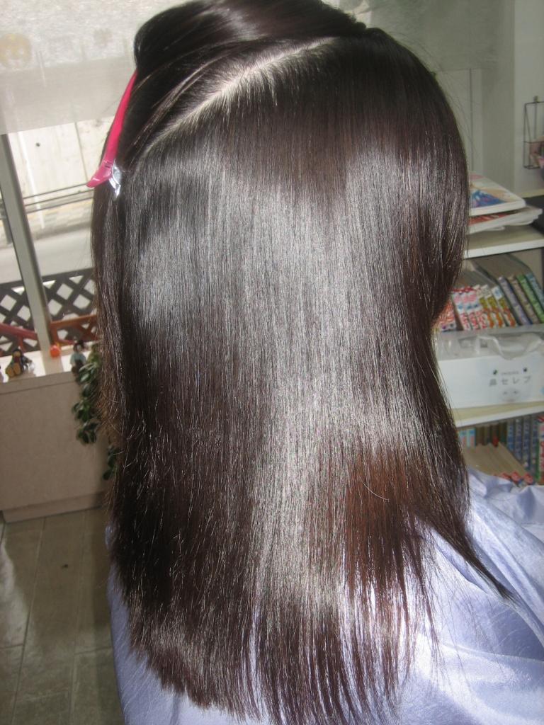 奈良 縮毛矯正 美容室
