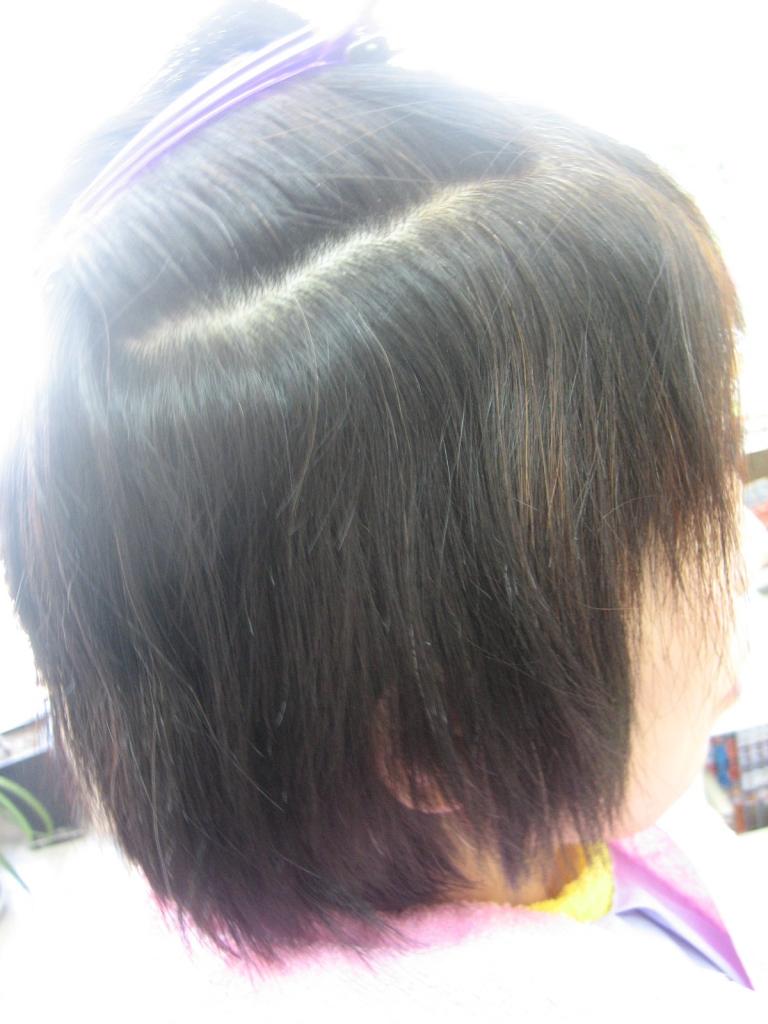 三重県 縮毛矯正の失敗 専門店 美容室