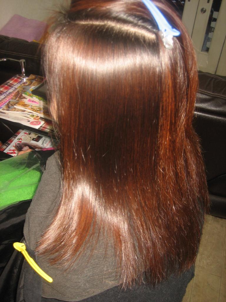 髪質改善 ヘアエステ 髪が綺麗になる美容室