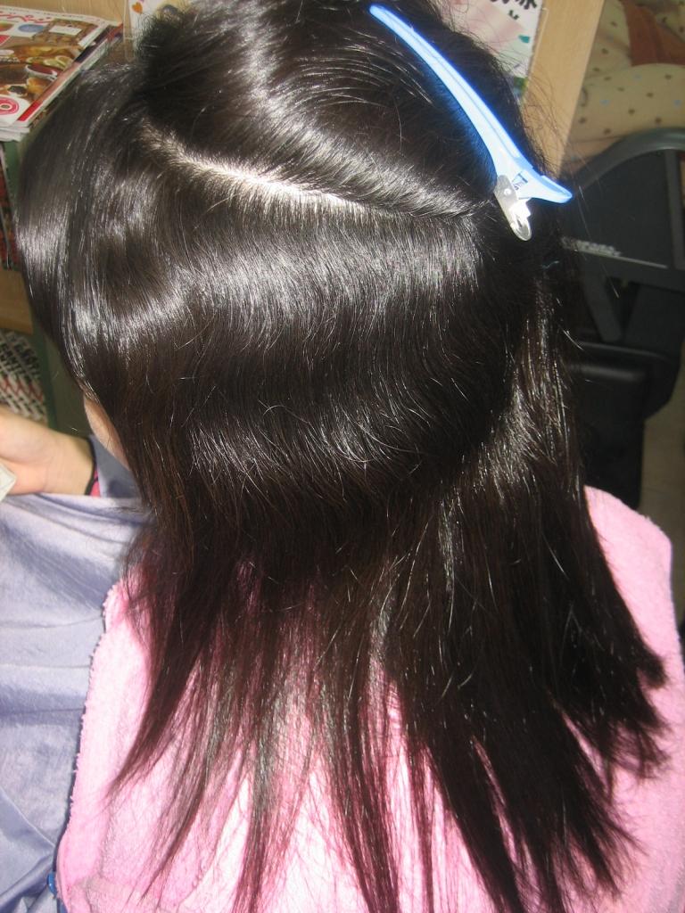 奈良 高の原 縮毛矯正