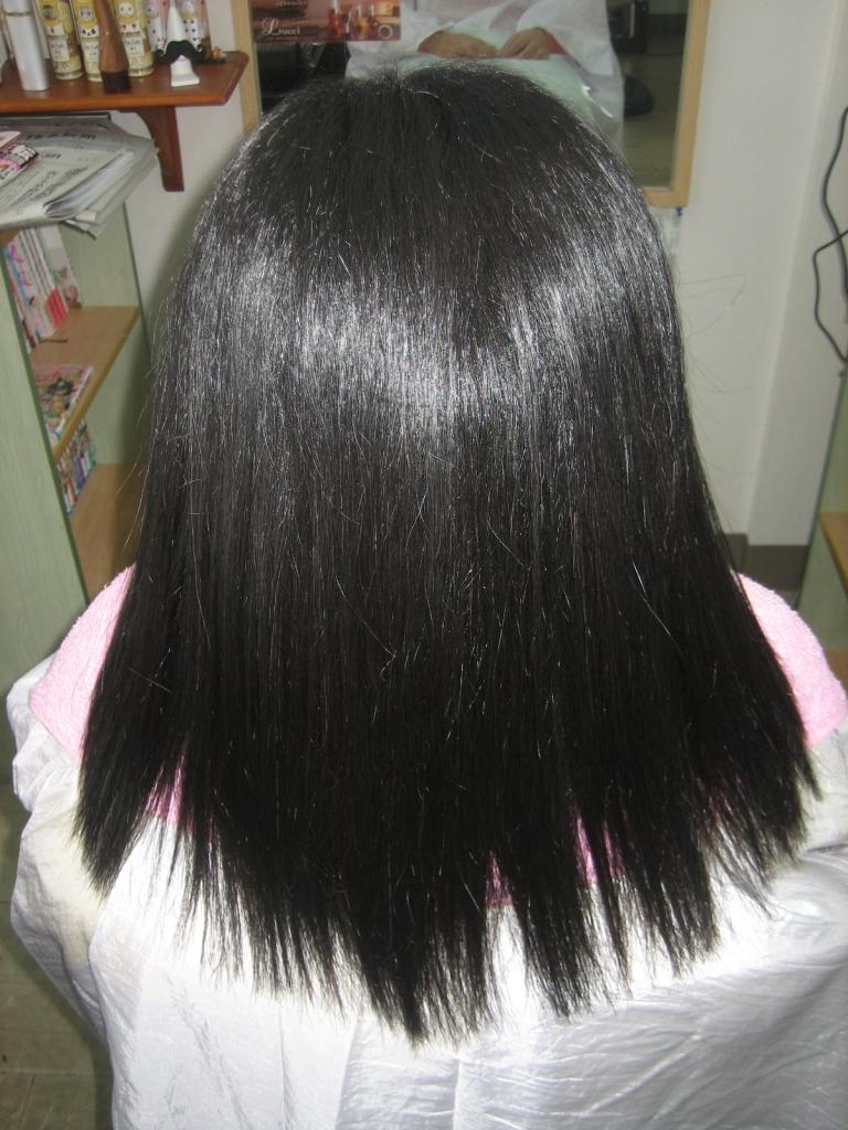 西大寺 美容室 ホットペッパー 縮毛矯正 格安