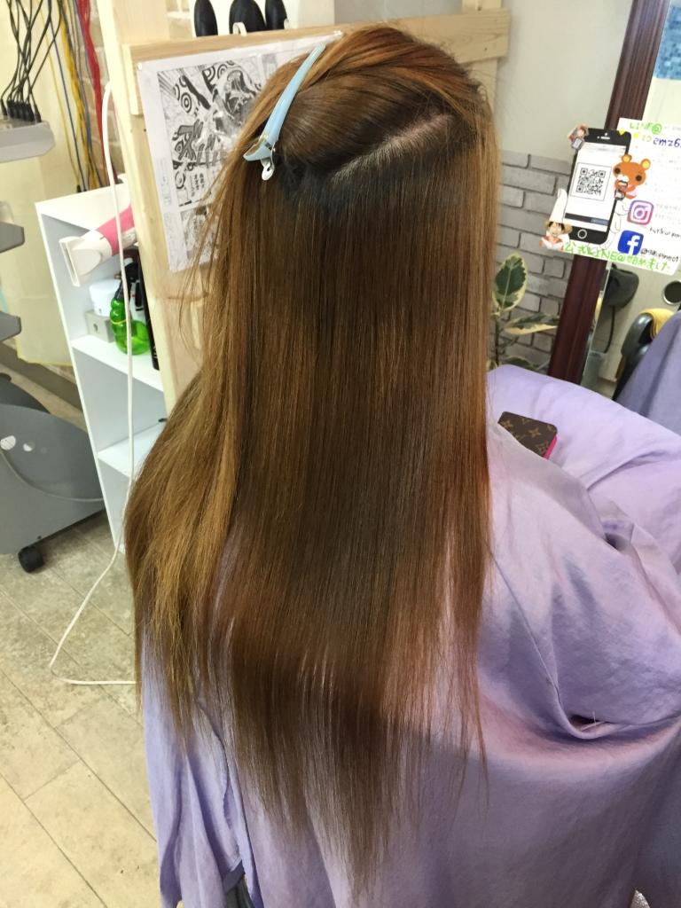 髪質改善 奈良市 天理市 美容室