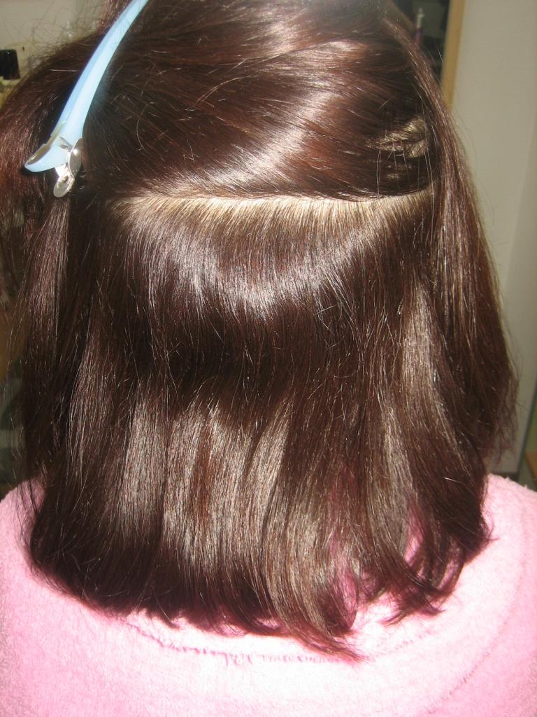 髪質改善 ストレートパーマ 艶髪 美容院 奈良市 学園前