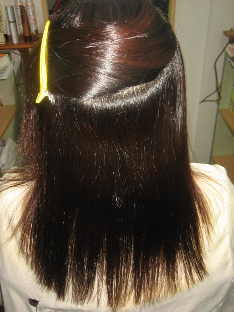 奈良市 髪質改善