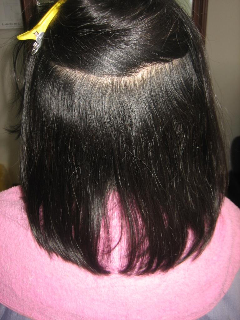 西大寺 美容室 髪質改善 50代
