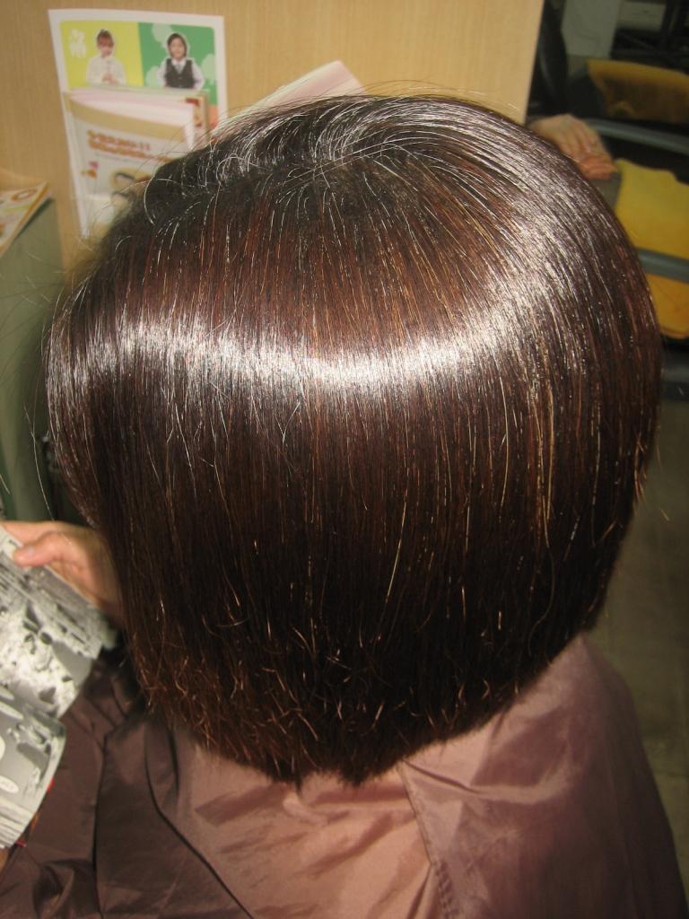 髪質改善 縮毛矯正 美容室 桜井 桜井市