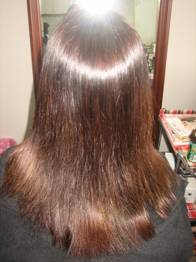 髪質改善 新大宮 縮毛矯正 西大寺 奈良