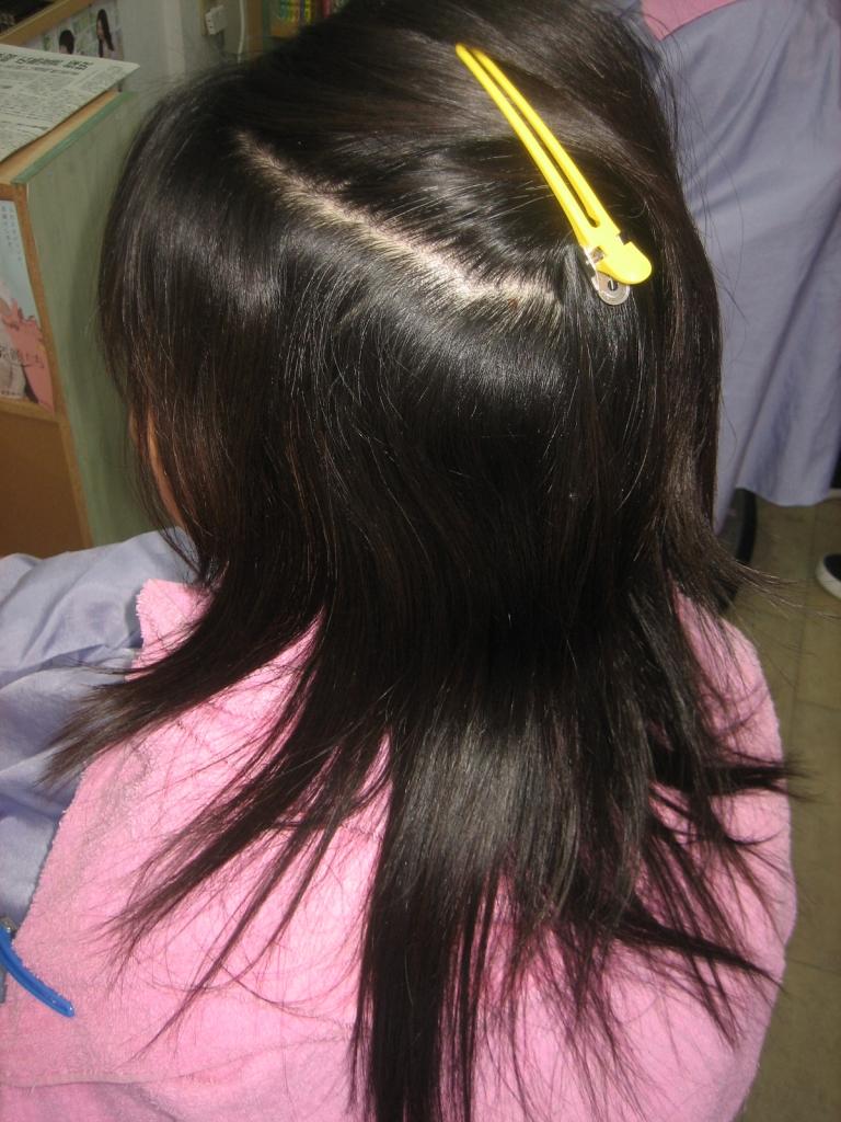 学園前 西大寺 美容室 奈良 縮毛矯正 50代 40代