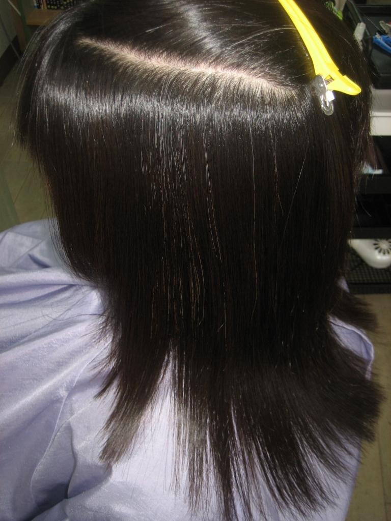 大人ヘアスタイル 奈良 美容師プロフェッショナル 縮毛矯正