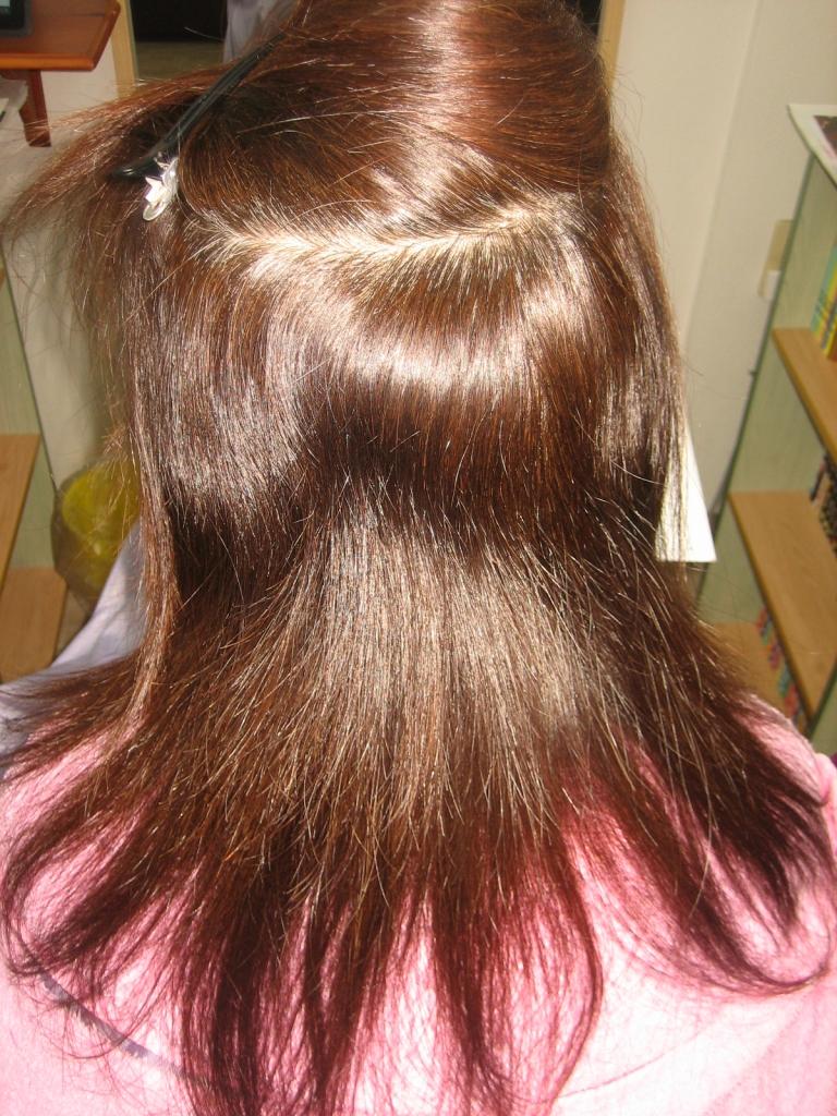 髪質改善 縮毛矯正 西大寺 学園前 奈良 生駒