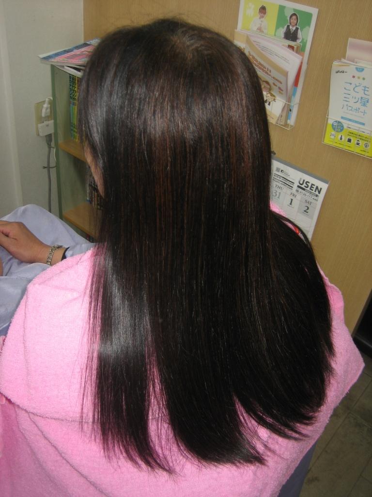 高の原 髪質改善 縮毛矯正 美容室