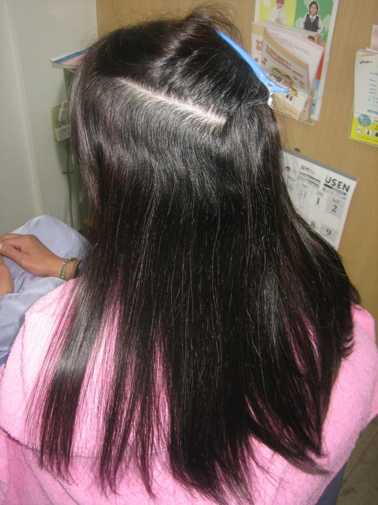 髪質改善 縮毛矯正 奈良