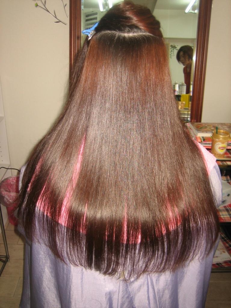 髪質改善 ダメージヘア 髪のトリートメント