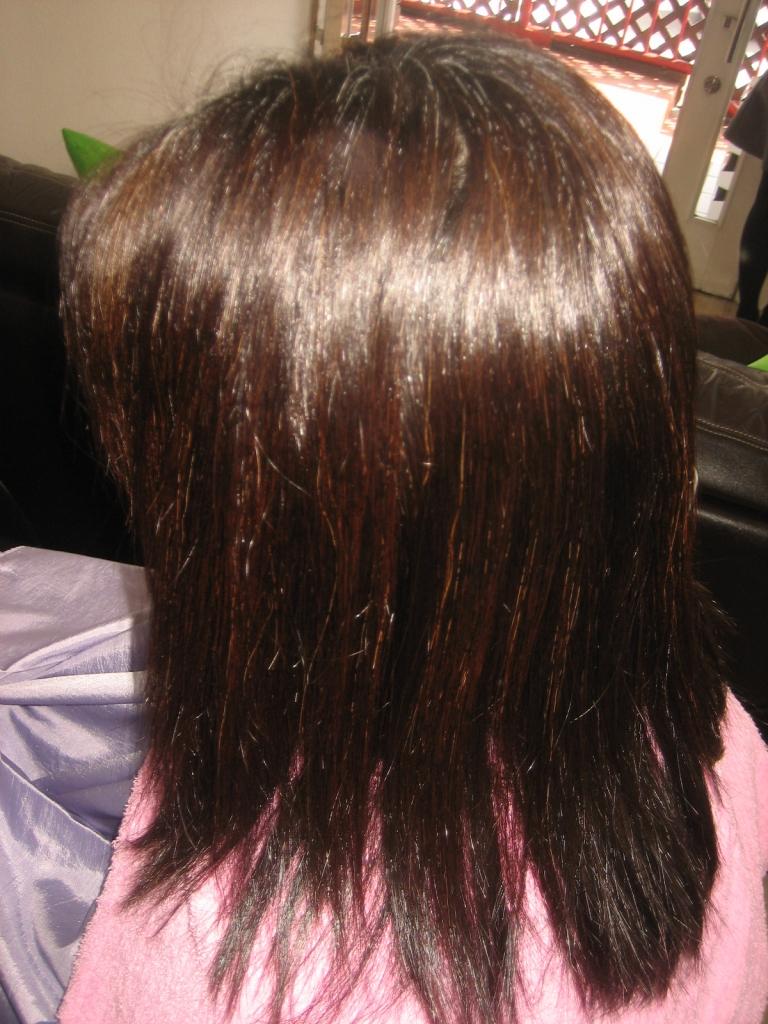 奈良 髪質改善 アダルトヘアスタイル 50代 60代
