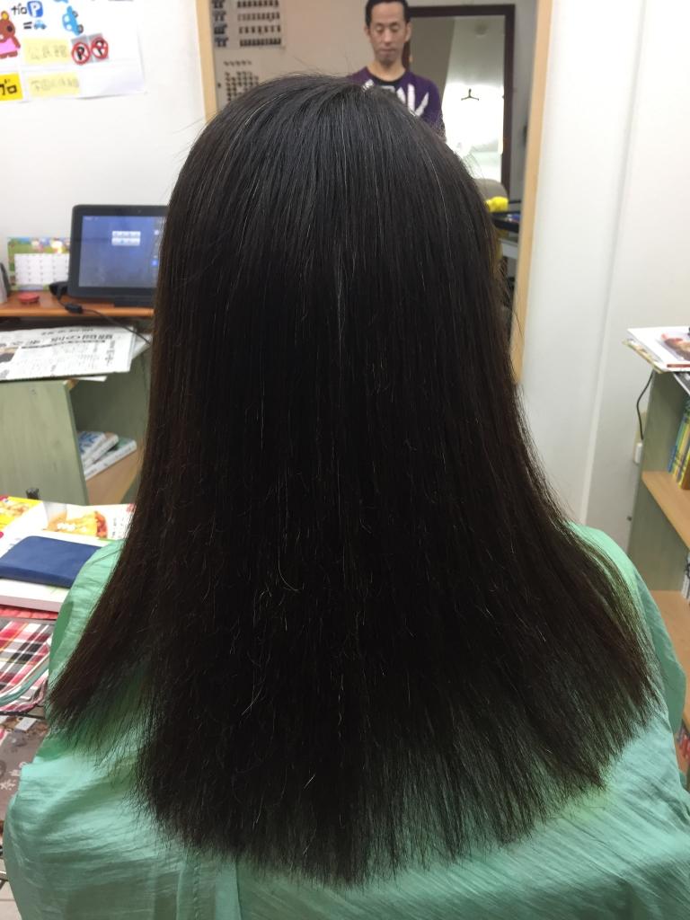 奈良市 縮毛矯正 クセストパー専門店 髪質改善専門