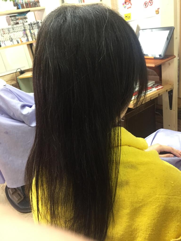 奈良県 大阪 髪質改善 京都 縮毛矯正