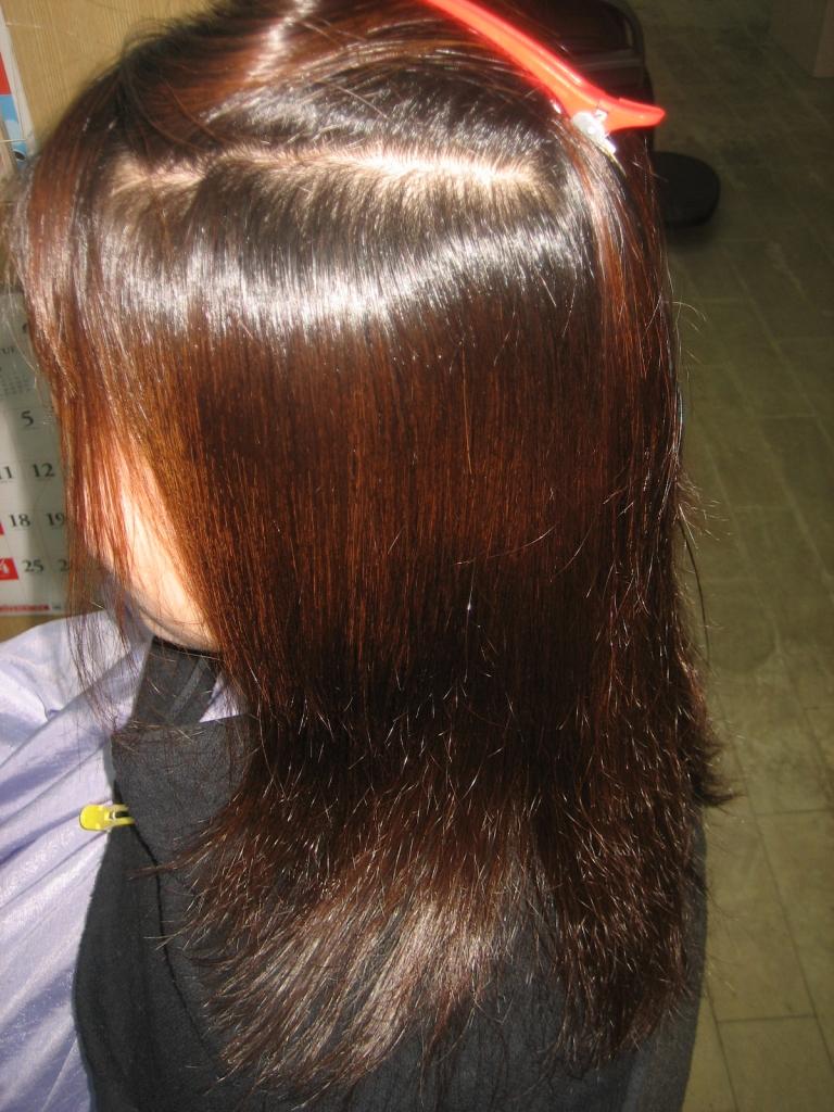 美容室 チリチリ ジリジリ 縮毛矯正 パーマ 失敗